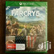 Xbox One Far Cry 5 | Video Games for sale in Greater Accra, Accra Metropolitan