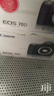 Canon EOS 70D | Photo & Video Cameras for sale in Greater Accra, Accra Metropolitan