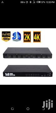 8 Port HDMI Splitter   Accessories & Supplies for Electronics for sale in Greater Accra, Kokomlemle