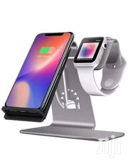 Wireless Charging Dock 2in1 | Accessories for Mobile Phones & Tablets for sale in Greater Accra, Osu