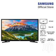 Quality New Samsung Ua40n5000 Full HD Dvb-t2 Digital LED TV 40 Inch | TV & DVD Equipment for sale in Greater Accra, Adabraka