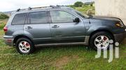 Mitsubishi Outlander 2003 2.4 Gray | Cars for sale in Central Region, Effutu Municipal