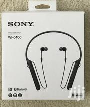 New SONY C400 Wireless Headsets. | Headphones for sale in Greater Accra, Labadi-Aborm