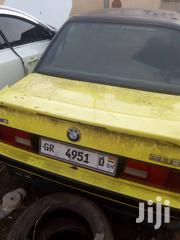 BMW 318i 1999 Yellow | Cars for sale in Greater Accra, Odorkor