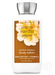Signature Collection WARM VANILLA SUGAR Super Smooth Body Lotion | Bath & Body for sale in Greater Accra, East Legon (Okponglo)