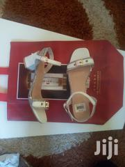 Ladies Sandals Available In Black And White | Shoes for sale in Greater Accra, Adenta Municipal