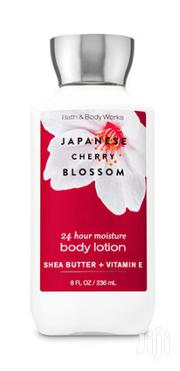 Signature Collection JAPANESE CHERRY BLOSSOM Super Smooth Body Lotion | Bath & Body for sale in Greater Accra, East Legon (Okponglo)