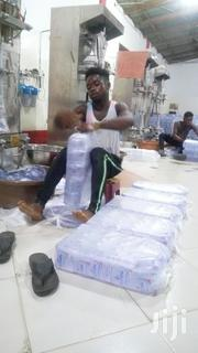 Bagger In Pure Water Factory | Manufacturing CVs for sale in Greater Accra, Accra Metropolitan