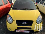 Kia Picanto 2011 1.1 EX Automatic Yellow | Cars for sale in Greater Accra, Ledzokuku-Krowor