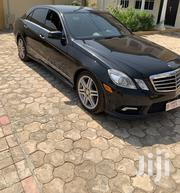 Mercedes-Benz E350 2011 Black | Cars for sale in Greater Accra, East Legon