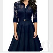 Nice Women Stitching Slim Lace Dress   Clothing for sale in Greater Accra, Accra Metropolitan