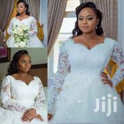 Plus Size Classy Wedding Dress | Wedding Wear for sale in Greater Accra, Teshie new Town