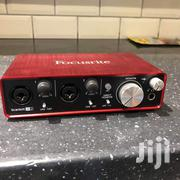 Scarlette Focusrite 2i2 2nd Gen Soundcard | Audio & Music Equipment for sale in Greater Accra, East Legon