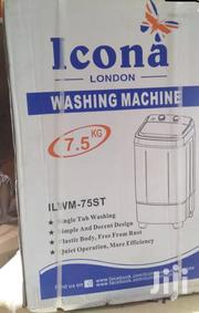 Icon 7.5 Kg Washing Machine Twin Tub | Home Appliances for sale in Greater Accra, Accra Metropolitan