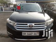 Toyota Highlander 2012 Hybrid Limited Black | Cars for sale in Greater Accra, Accra Metropolitan