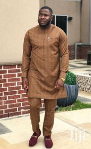 Brown Kaftan African Wear Made for Men | Clothing for sale in Greater Accra, Tema Metropolitan