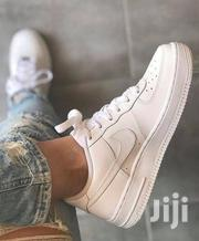 White Nike Airforce | Shoes for sale in Greater Accra, Accra Metropolitan