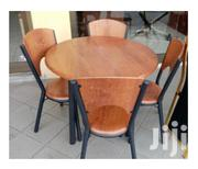 Nice Wooden Dining Table And Chair | Furniture for sale in Greater Accra, Adabraka