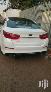 Kia Optima 2013 White   Cars for sale in Greater Accra, Cantonments