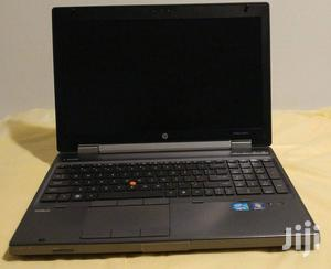 Laptop HP EliteBook 8560W 16GB Intel Core i7 HDD 500GB