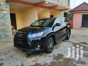 Toyota Highlander 2018 SE 4x4 V6 (3.5L 6cyl 8A) Black | Cars for sale in Greater Accra, Airport Residential Area