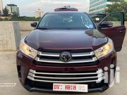 Toyota Highlander 2017 Red | Cars for sale in Greater Accra, Achimota