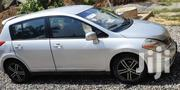 Nissan Versa 2007 1.8 S Hatchback Silver | Cars for sale in Greater Accra, Tema Metropolitan