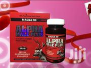 Alpha Male Plus Hard Erection and Penis Enlargement- 60 Capsules | Sexual Wellness for sale in Greater Accra, Accra Metropolitan