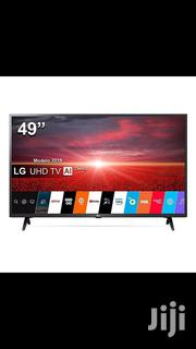 Lg 49 Inches Smart Uhd 4K S2 Thinq AI Led Tv   TV & DVD Equipment for sale in Greater Accra, Adabraka