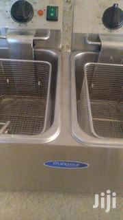 Commercial,Electric Double Chamber Deep Fryer | Restaurant & Catering Equipment for sale in Greater Accra, Ga South Municipal