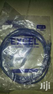 Excel Cat.6 Patch Cord 3m | Computer Accessories  for sale in Eastern Region, Asuogyaman
