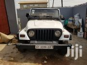 Jeep Wrangler 1998 White | Cars for sale in Greater Accra, Achimota