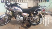Haojue HJ125-18 2019 Silver | Motorcycles & Scooters for sale in Greater Accra, Dzorwulu