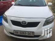 Toyota Corolla 2009 1.8 Exclusive Automatic White | Cars for sale in Central Region, Effutu Municipal