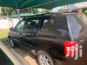Toyota Highlander 2003 Black | Cars for sale in Greater Accra, Airport Residential Area