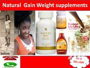 Natural Solution for Gain Weight | Vitamins & Supplements for sale in Greater Accra, Airport Residential Area