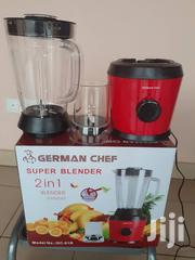 German Chef Super Unbreakable 2 In 1 Blender | Kitchen Appliances for sale in Greater Accra, Tema Metropolitan