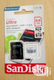 Sandisk 64 Memory Card | Computer Accessories  for sale in Greater Accra, Accra new Town