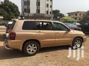 Toyota Highlander 2006 Sport Gold | Cars for sale in Greater Accra, Adenta Municipal
