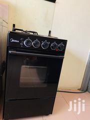 Midea Gas Cooker 50X50 2 Electric 2 Gas Black Mirror | Kitchen Appliances for sale in Greater Accra, Teshie-Nungua Estates