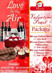 Val's Day Promo | Meals & Drinks for sale in Greater Accra, Kwashieman