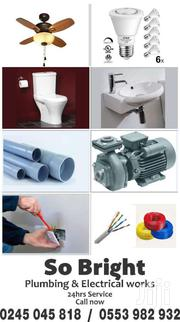 Electrical And Plumbing Services | Automotive Services for sale in Greater Accra, North Labone
