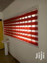 Red Window Curtains Blinds for Homes and Offices | Home Accessories for sale in Greater Accra, Old Dansoman