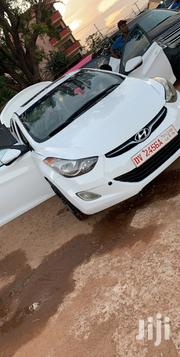 Hyundai Elantra 2013 White | Cars for sale in Central Region, Effutu Municipal
