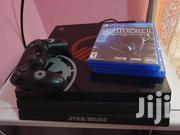 Playstation 4 Pro Limited Edition | Video Game Consoles for sale in Western Region, Shama Ahanta East Metropolitan