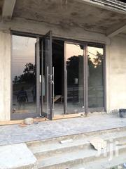 Fabricated Aluminum Swing Door | Windows for sale in Greater Accra, Dansoman