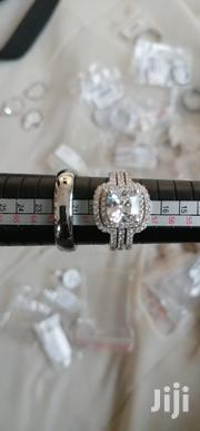 Exquisite Silver Ring Set   Jewelry for sale in Greater Accra, East Legon
