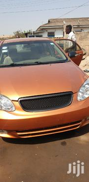 Toyota Corolla 2003 Sedan Orange | Cars for sale in Greater Accra, Nungua East
