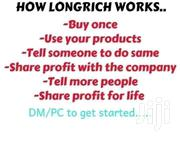 Be Your Own Boss Join Longrich Today And Become Financially | Advertising & Marketing Jobs for sale in Eastern Region, New-Juaben Municipal