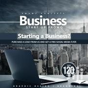 Buy A Logo, Get A Free Social Media Flyer | Computer & IT Services for sale in Greater Accra, Tema Metropolitan